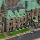 Canadian Parliament  by Adam Excell