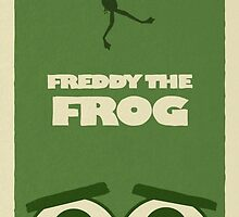Freddy the Frog by daveypixel