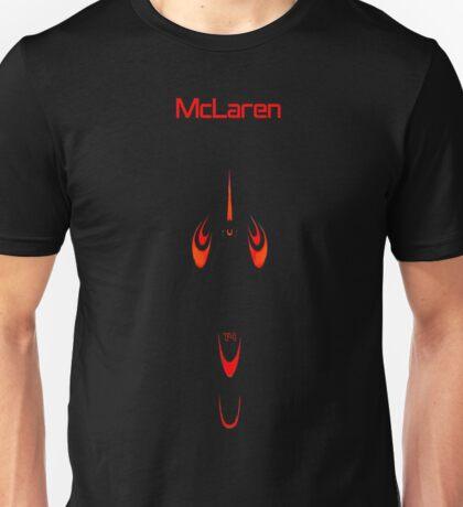 McLaren 2015 BLACK Unisex T-Shirt