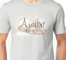 Avalon Graphics Official Logo Grunge Unisex T-Shirt