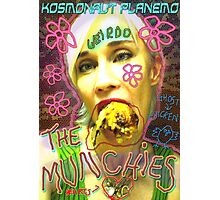 The Munchies Photographic Print