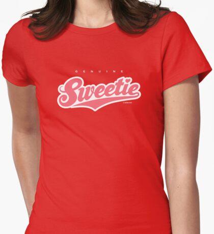 GenuineTee - Sweetie (pink/white) T-Shirt