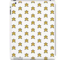 Super Mario Star Leggings Pattern iPad Case/Skin