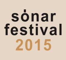 Sonar festival 2015 by miiky