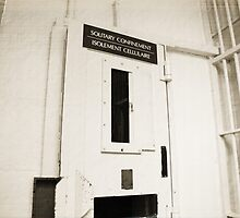 Solitary Confinement, Cornwall Jail by Mike Oxley