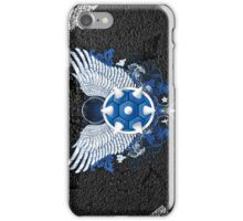 Blue Shell // I'm Coming for You iPhone Case/Skin