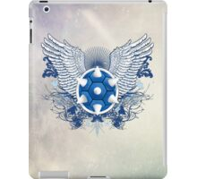 Blue Shell // I'm Coming for You iPad Case/Skin