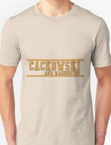Community - Cackowski and Warburton T-Shirt