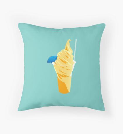 Pineapple Dole Whip Throw Pillow