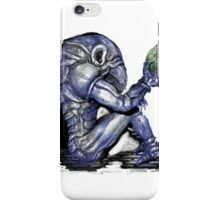 Guardian of the Egg iPhone Case/Skin