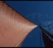 old sail by Sebastian Kaiser