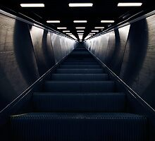 Escalator by CalleHoglund
