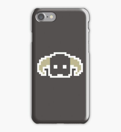 Retro Dovahkiin iPhone Case/Skin
