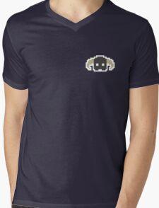 Retro Dovahkiin Mens V-Neck T-Shirt
