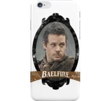 Bealfire Frame iPhone Case/Skin