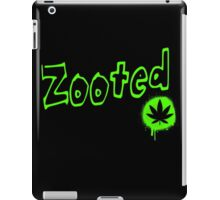 Zooted iPad Case/Skin