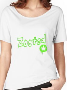 Zooted Women's Relaxed Fit T-Shirt