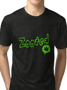Zooted Tri-blend T-Shirt