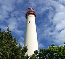 Cape May Lighthouse by mstinak