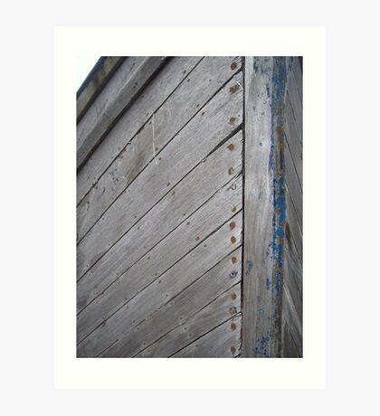 old seafarer Art Print