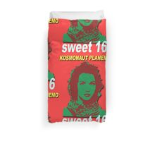 Sweet 16 Duvet Cover