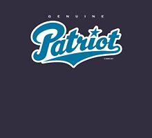 GenuineTee - Patriot (blue/white) T-Shirt