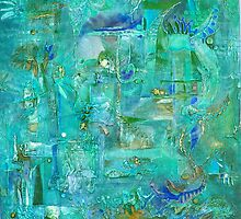 Busy Aqua (Best viewed large) by MelDavies