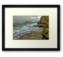 Solana Beach California Framed Print