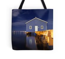 Crawley Edge Boatshed  Tote Bag