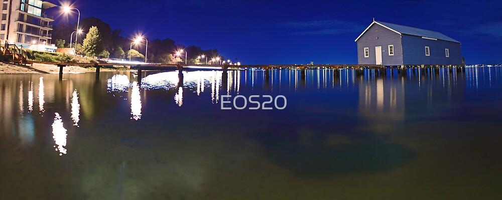 Crawley Edge Boatshed  by EOS20