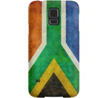 National flag of the Republic of South Africa Samsung Galaxy Case/Skin