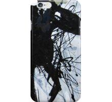 Black Horse 12 iPhone Case/Skin