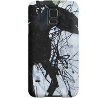 Black Horse 12 Samsung Galaxy Case/Skin