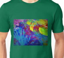 Secret flower party Unisex T-Shirt
