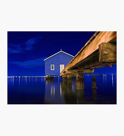 Water Under The Bridge  Photographic Print