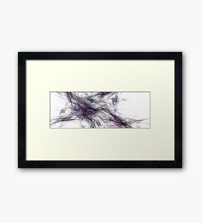 Apophysia #2 Framed Print