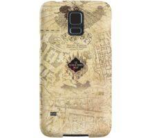 Mischief Managed! Samsung Galaxy Case/Skin