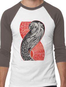 Fillmore: BYRDS Men's Baseball ¾ T-Shirt