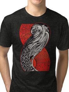 Fillmore: BYRDS Tri-blend T-Shirt