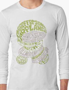Fillmore: JEFFERSON AIRPLANE Long Sleeve T-Shirt