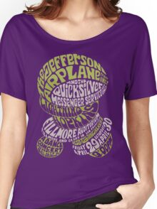 Fillmore: JEFFERSON AIRPLANE Women's Relaxed Fit T-Shirt