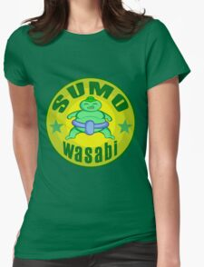 SUMO Wasabi Womens Fitted T-Shirt