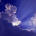 *HEAVEN'S RAYS* by Van Coleman