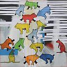 Koala lovers by eddiebotha