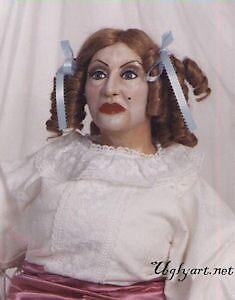 Custom and portrait doll work by uglyshyla