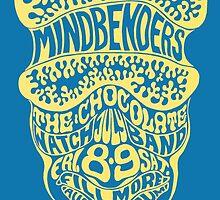 Fillmore: MINDBENDERS by mightylesbinaut