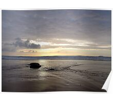 watergate bay, newquay Poster