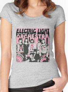 E.L.O. In CONCERT Women's Fitted Scoop T-Shirt