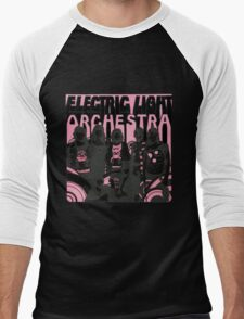 E.L.O. In CONCERT Men's Baseball ¾ T-Shirt