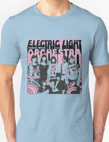 E.L.O. In CONCERT Unisex T-Shirt